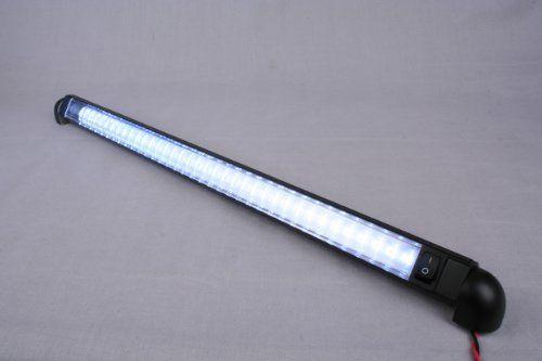led bar light pivoting water proof 18 lamp 12 volt dc led courtesy. Black Bedroom Furniture Sets. Home Design Ideas