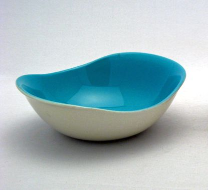 Cube Series Dish (1965) by Hycroft China Ltd. - Unknown