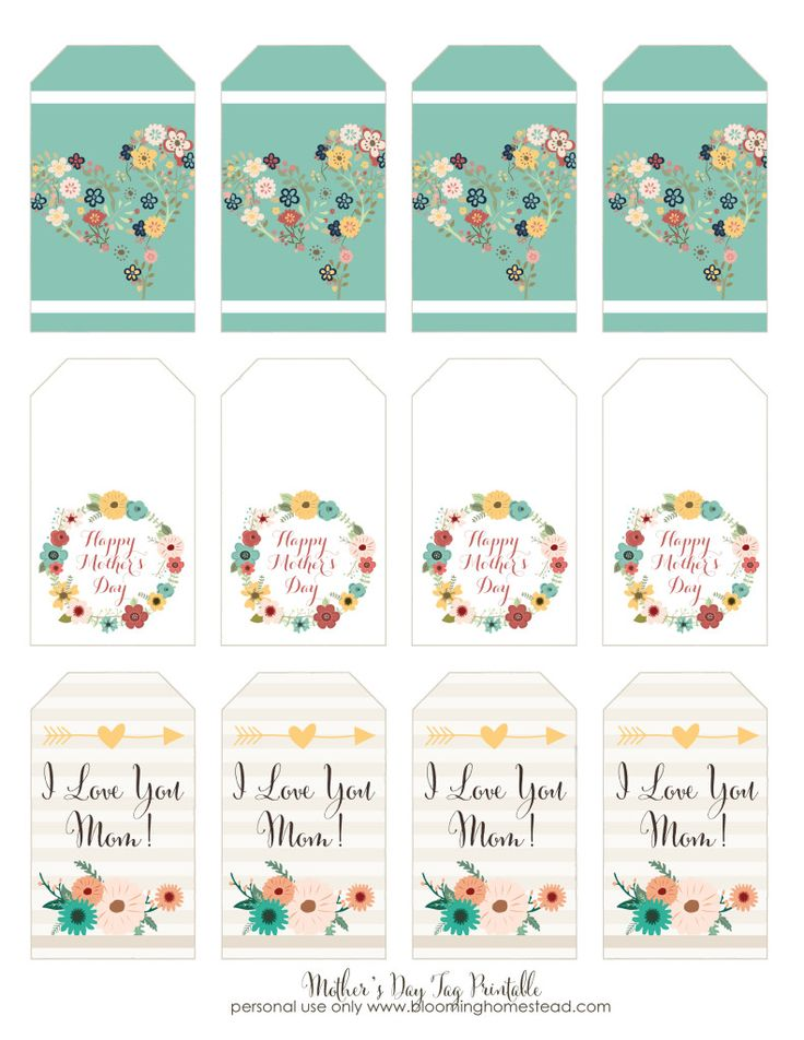 Best 25+ Gift Tags Printable Ideas On Pinterest | Gift Tags, Free