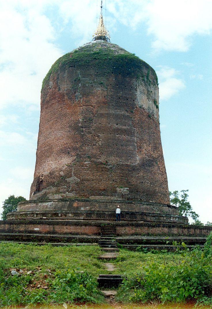 Baw Baw Gyi Pagoda - Mjanmarsko Krajina v Ázii