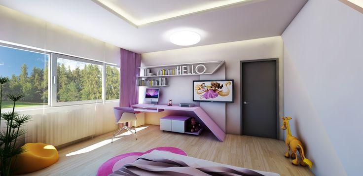 Child Bedroom