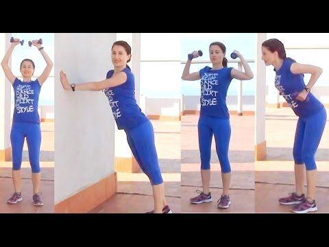 Cómo eliminar la grasa acumulada en los brazos | Cositas Femeninas