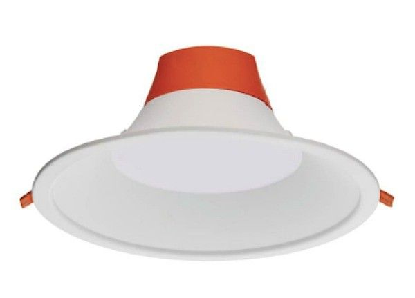 """Lampu LED Down Light Comfo Ace 823 8 inch 23 Watt Osram - Lampu Sorot u/ Penerangan Rumah.  The LEDCOMFO ACE 6"""" and 8"""" Down Light provide contractors or end-users a reassuring brand with optimized product specifications under affordable initial investment. It is ideal replacements for 6"""" - 2x13W / 2x18W and 8"""".  http://lampu.com/led-comfo-ace/474-lampu-sorot-osram-u-penerangan-rumah-di-jual-dengan-harga-termurah.html  #lampuled #lampusorot #lampuhematenergi #osram"""