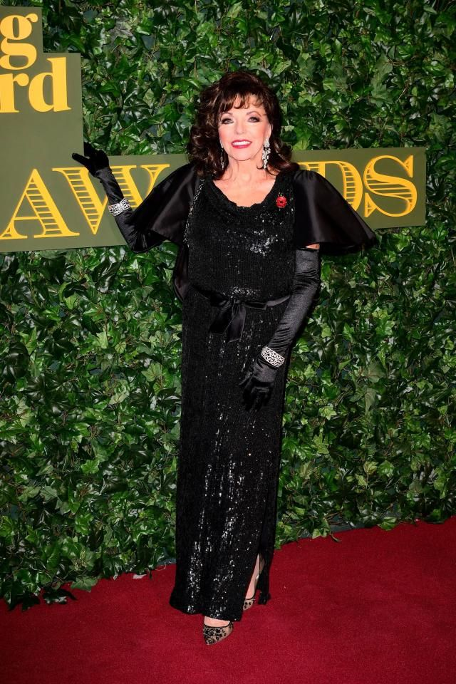Image result for joan collins and pauline collins