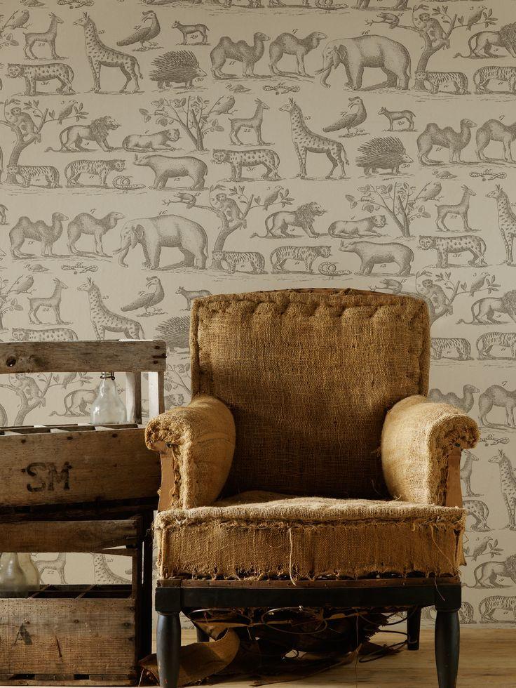 Ark Wallpaper  from our NEW Museum Collection