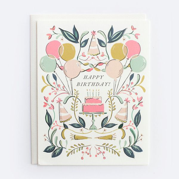 Illustrated Greeting Cards, Birthday Cards & Thank You Cards from Amy Heitman: http://ohsobeautifulpaper.com/2015/03/quick-pick-amy-heitman/
