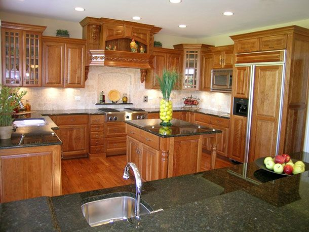 17 best images about kitchen remodel on pinterest for Rich kitchen designs