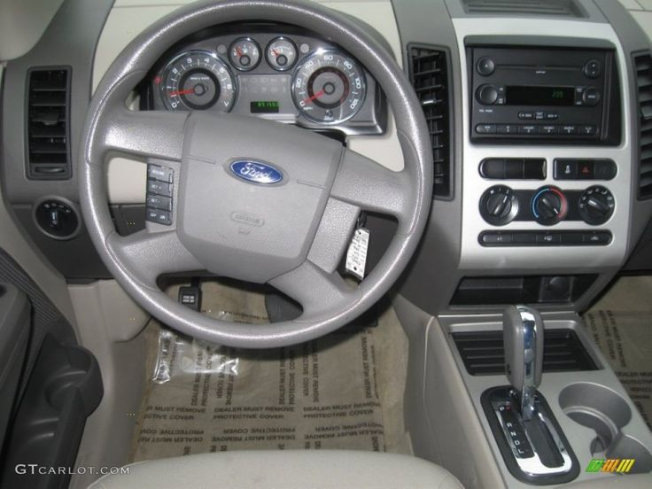 2007 ford edge se 1024 X 768