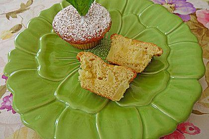 Ananasmuffins.
