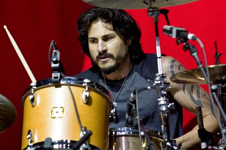 One of my favorite drummers brad wilk