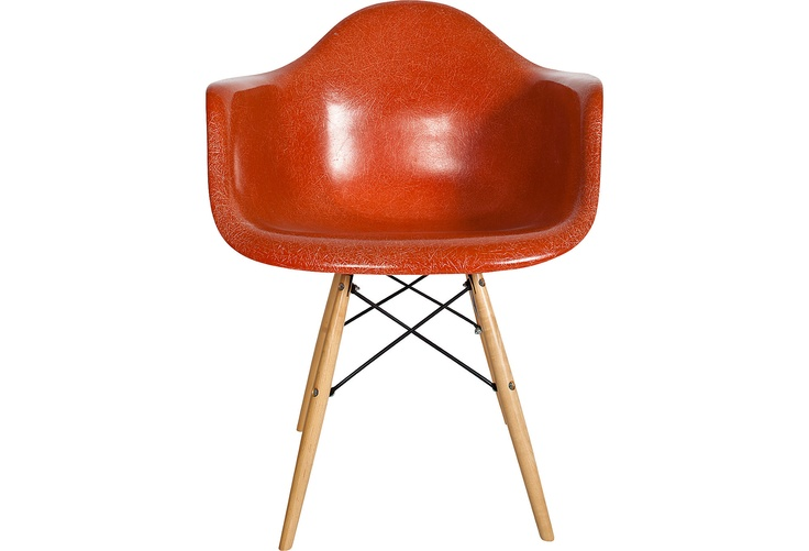 Herman Miller...reminds me of going to Kaiser appointments as a kid. GREAT orange waiting room in pediatrics.