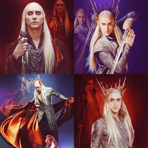 Thranduil, The Hobbit movies