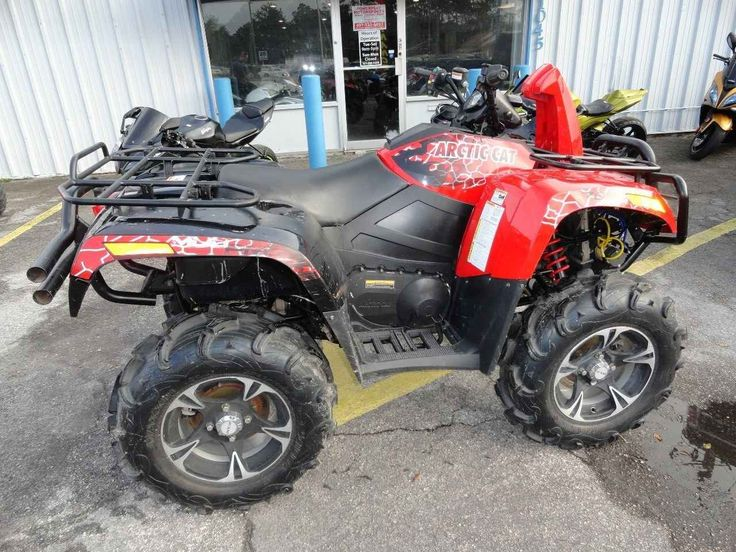Used 2014 Arctic Cat MUD PRO ATVs For Sale in Florida. 2014 Arctic Cat 700 MudPro Limited, EFI, 504 miles, Factory Snorkel, Power Steerimg, Winch, Factory Rims, Must See, Excellent Condition. 75 motorcycles to choose from. Special motorcycle financing is available even with a low credit score, Visit Prime Motorcycles at 1045 North US Hwy.17-92 Longwood, Florida 32750 Hours: 9-5 Tues. thru Sat. After hours appointments are also accepted, Please call Chad at 321-203-4538 for additional…
