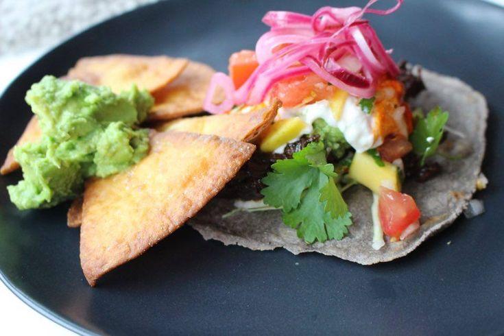 Tacos - mitt bästa och hemliga recept | Fridas Food