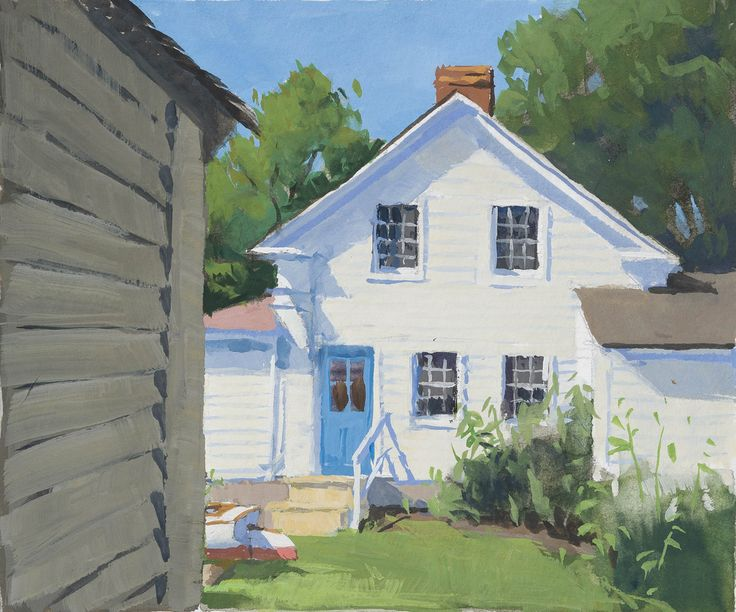 Paintings by Jeff Reed in Essex, CT