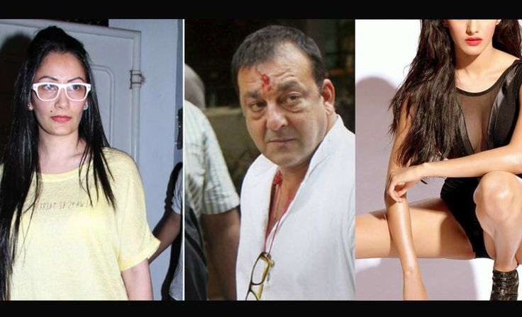 309th Girlfriend in Sanjay Dutts Life? Wife Manyata Dutt ...