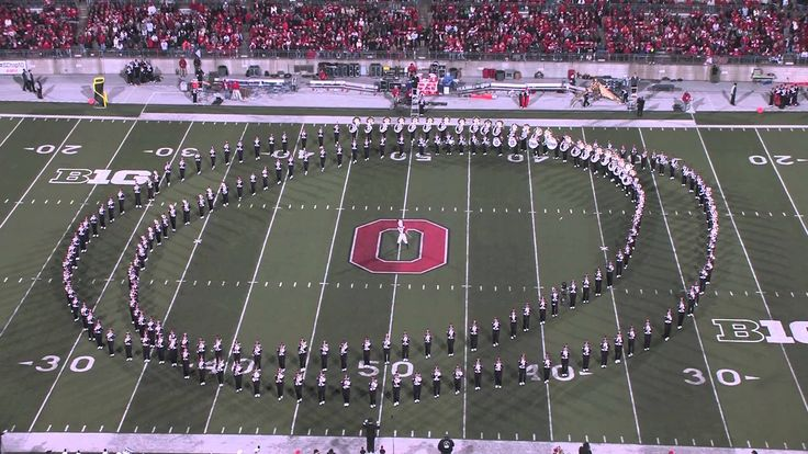 Ohio State University Marching Band - Hollywood Blockbuster Show