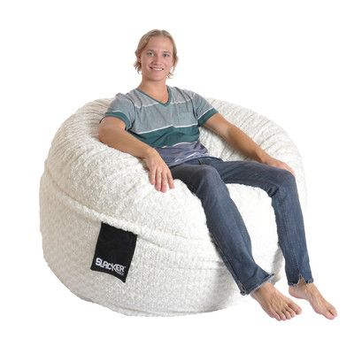 Bean Bag Chair Size: Large - http://delanico.com/bean-bag-chairs/bean-bag-chair-size-large-641147928/