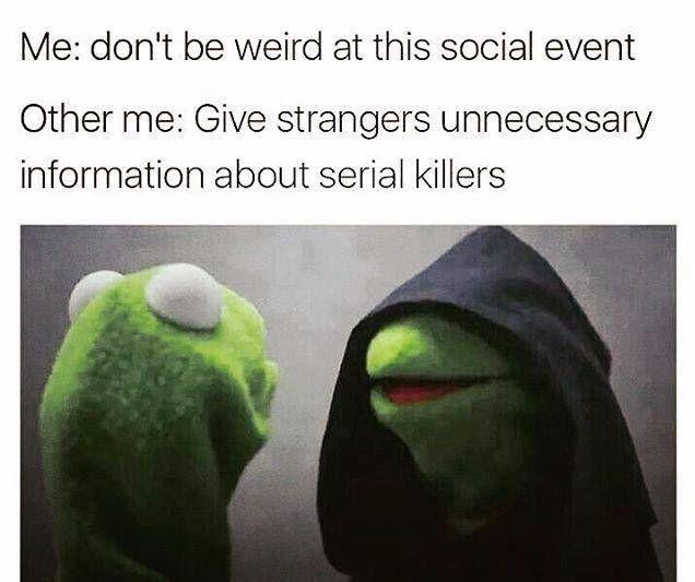 Don T Be Weird Dark Humour Memes Dark Humor Jokes Dark Jokes
