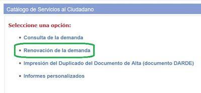 El cívico incívico: ¿Cómo sello la demanda de empleo del INEM (SEPE) por internet si soy de Madrid?