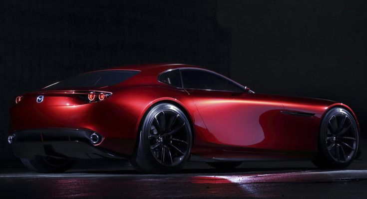 Official: Mazda Will Bring Back The Rotary Engine When A Breakthrough Is Reached