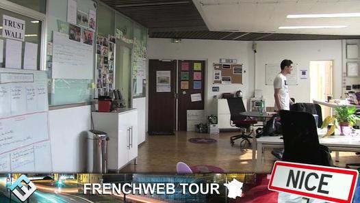 [FrenchWeb Tour Nice] Nicolas Bergé, co-fondateur Les Satellites - Nice