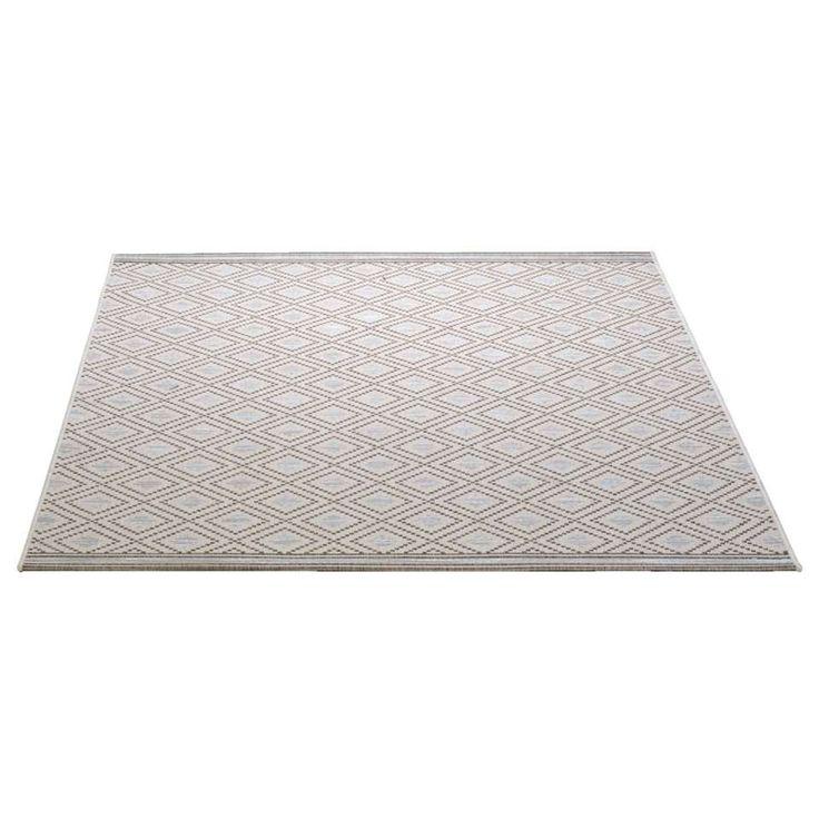 Vloerkleed Breeze - beige/taupe - 160x230 cm | Leen Bakker