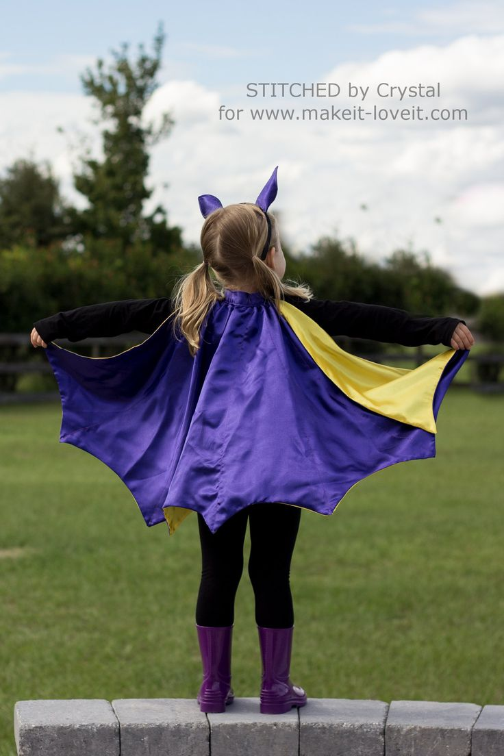 Best 20+ Diy cape ideas on Pinterest | Cape tutorial, Kids cape ...