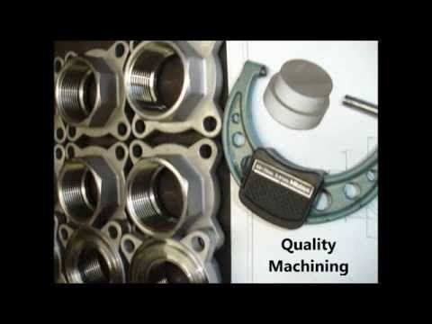 Alno Product Services   Machined Components   CNC Machining   Central Coast   Sydney