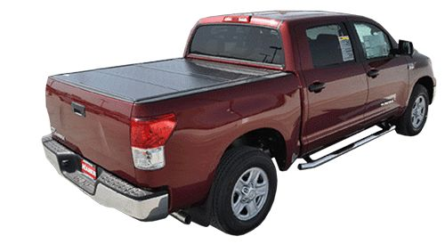 Bak Industries Bakflip tonneau cover for 2007 - 2017 Toyota Tundra 5-1/2 Foot Bed