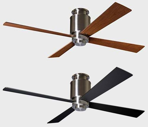 MODERN FAN plafond ventilator type LAPA HUGGER