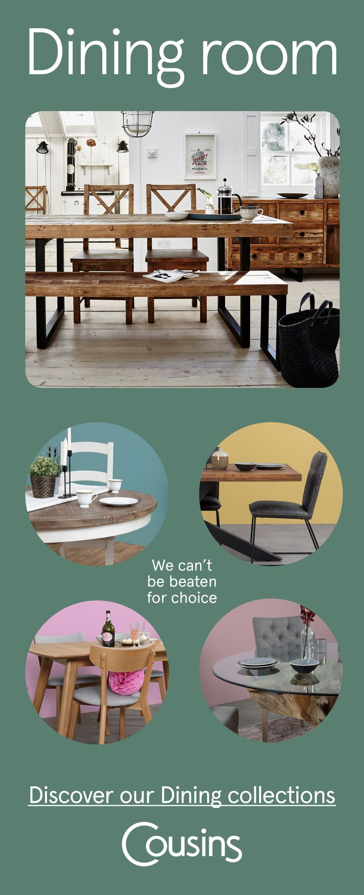 Need To Furnish A Multipurpose Dining Space We Have Round Square