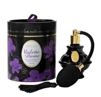 Violette Divine Parfums Berdoues for women