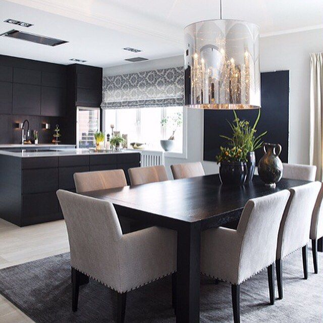 Happy Sunday! På vei hjem til Oslo #interior #interiordesign #kitchen #diningroom #interior123 #moooi #furnitures #decor #styling #decorations #mondointerior