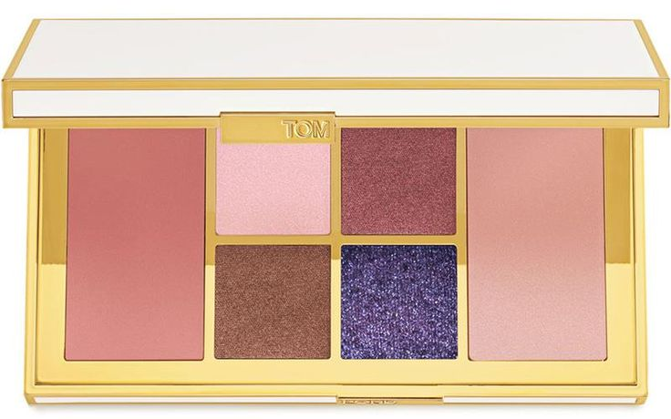 Tom Ford Holiday 2017 Winter Soleil Collection launches in November with one eye & cheek palette, blusher and four lip colors.