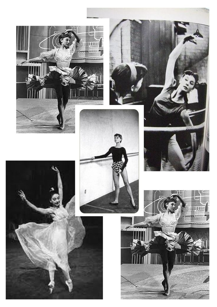 Ballet x Audrey Hepburn