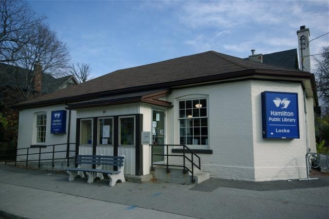 The Locke Branch, the oldest of the all branches of the Hamilton Public Library system, was opened on February 2, 1925.