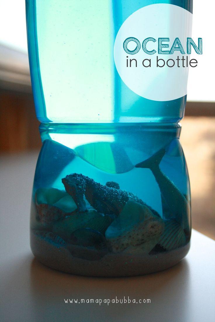 Ocean in a Bottle   Mama.Papa.Bubba.