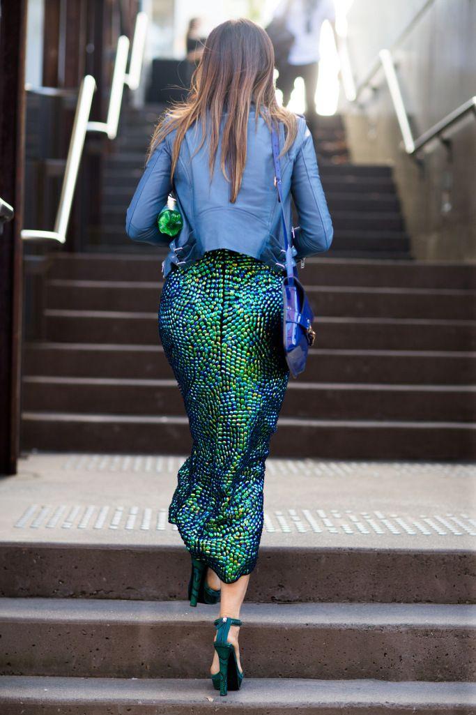 ❤ #street #fashion #snap from Sognando la Bellezza.