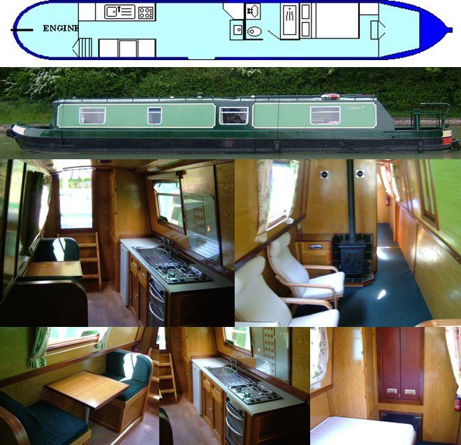 CLIPPER CLASS- CLIPPER NO. 57- EX DEMONSTRATOR 50FT CRUISER -£46,800 CLIPPER CLASS BOATS CAN ALSO BE BUILT TO ORDER! www.calcuttboats.com SOLD