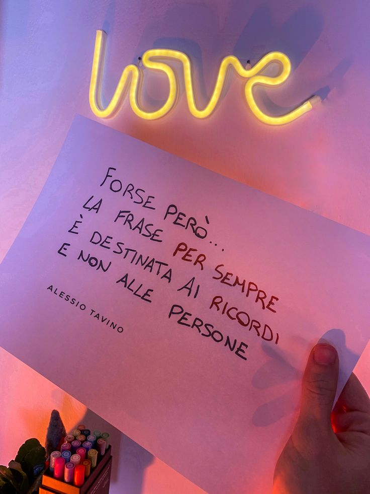 Seguimi su Instagram @Alessio_tavino o sulla pagina Facebook /Alessio.Tavino. 🌹 Parole d'amore, pensieri, e Poesie 💌 frasi, dediche, tumblr, amore, pensieri, citazioni, aforismi, motivazione e molto altro... ❤️ #frasibelle #frasiamore #frasi #frasitumblr #frasimotivazionali #amoremio #poesia #poesie #romantico #iorestoacasa #scrivere #citazioniitaliane #citazioni #aforismi #amore #vita #frasiitaliane #libri #citazione #frasedelgiorno