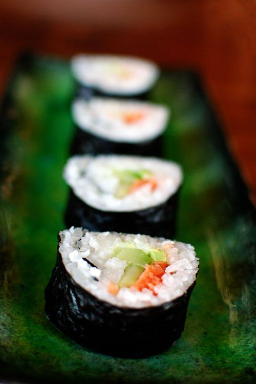 How to make your own Sushi at home