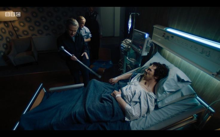 Sherlock, John and Culverton Smith - The Lying Detective