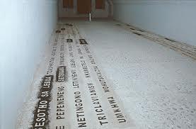 Willem Boshoff installation