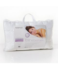 Bianca Relax Right Pure Microfibre Pillow