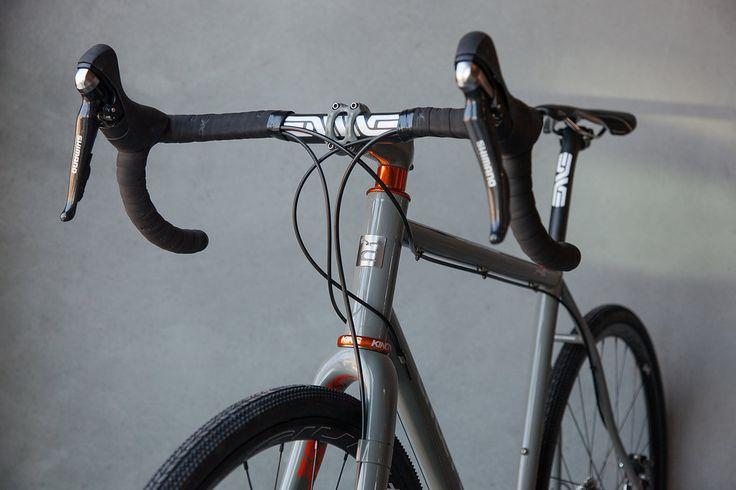 Caletti Cycles: George's All Road Disc Bike | The Radavist