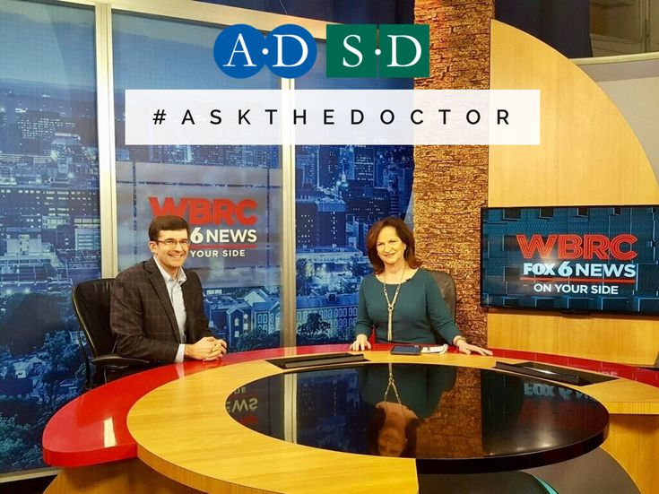 Our own Dr. Bourgeois on #AskTheDoctor, a new segment by Birmingham Medical News and WBRC FOX6 News team!  Dr. Bourgeois spoke about acne, rosacea, psoriasis and several other common skin conditions -- as well as when to seek treatment for them.  If you haven't gotten your skin checked by a dermatologist in the past 12 months, give us a call at one of our two locations:   Aesthetic Dermatology in Birmingham: (205) 588-7000   Shelby Dermatology in Alabaster: (205) 621-9500