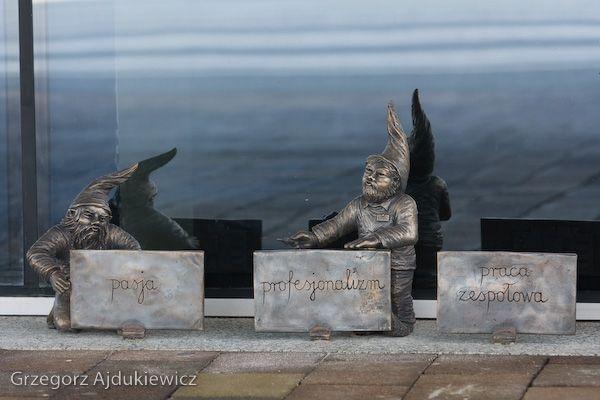 Two more of Wroclaws Dwarf residents...  ElDżiki - Tabuś i Assik