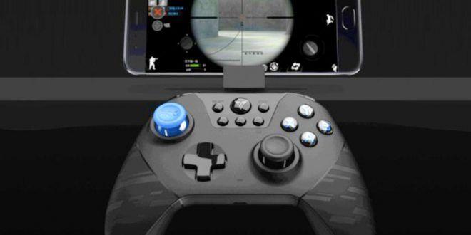Xiaomi Mijia X8Pro Bluetooth Gamepad for Android, iOS phones