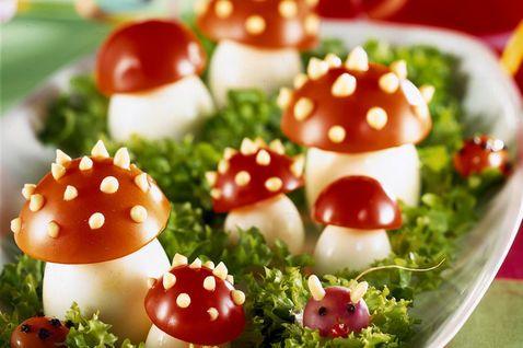 La famiglia dei funghetti
